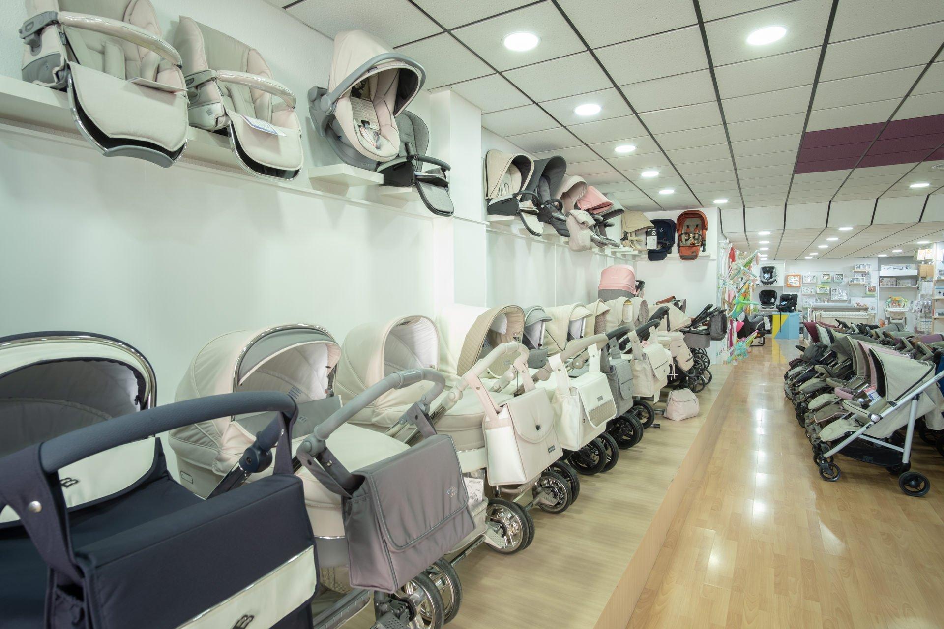 Mamuscka Priego - Sillas de seguridad para tu bebé