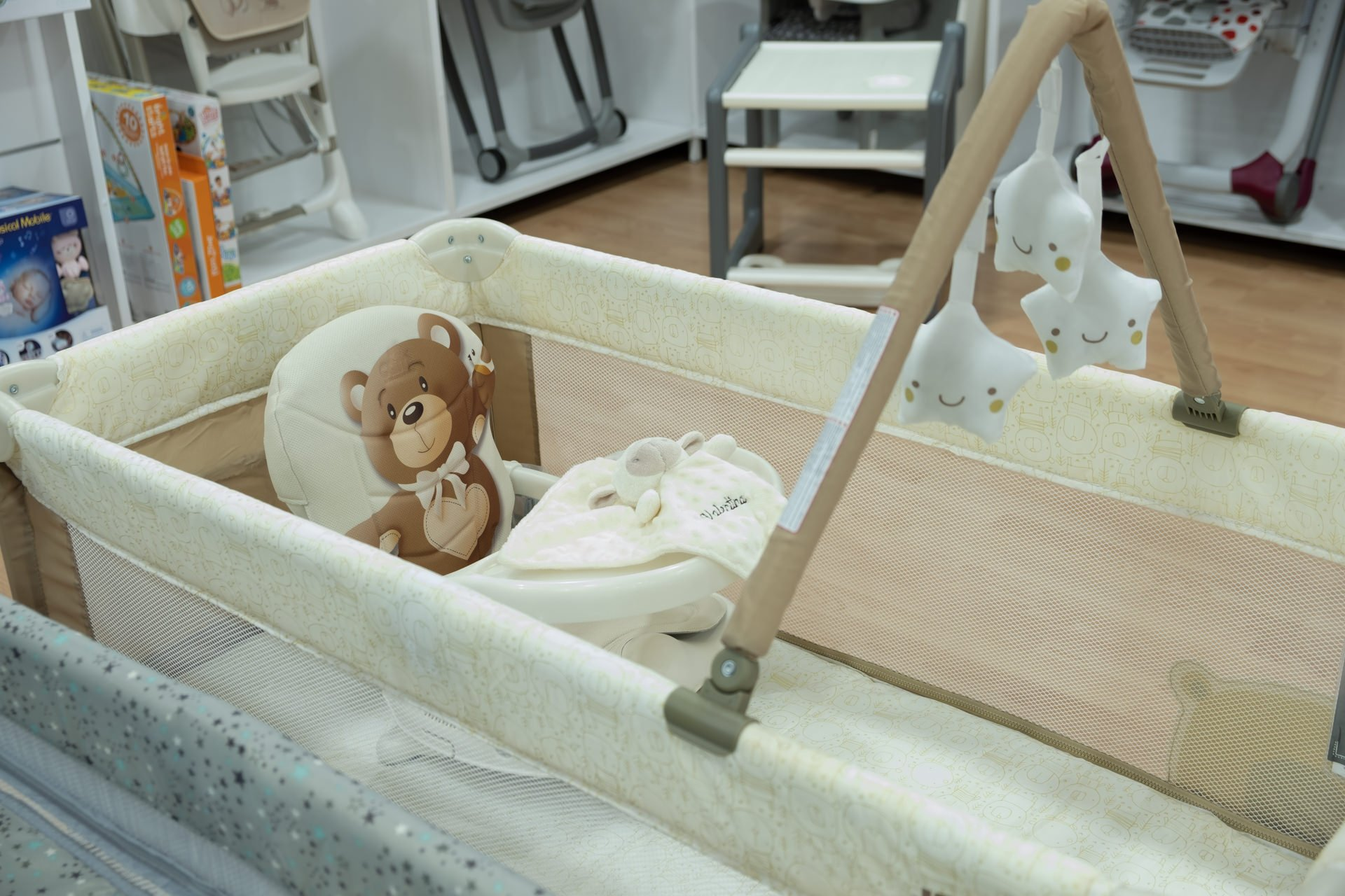 Mamuscka Priego - Cunas y minicunas para bebé