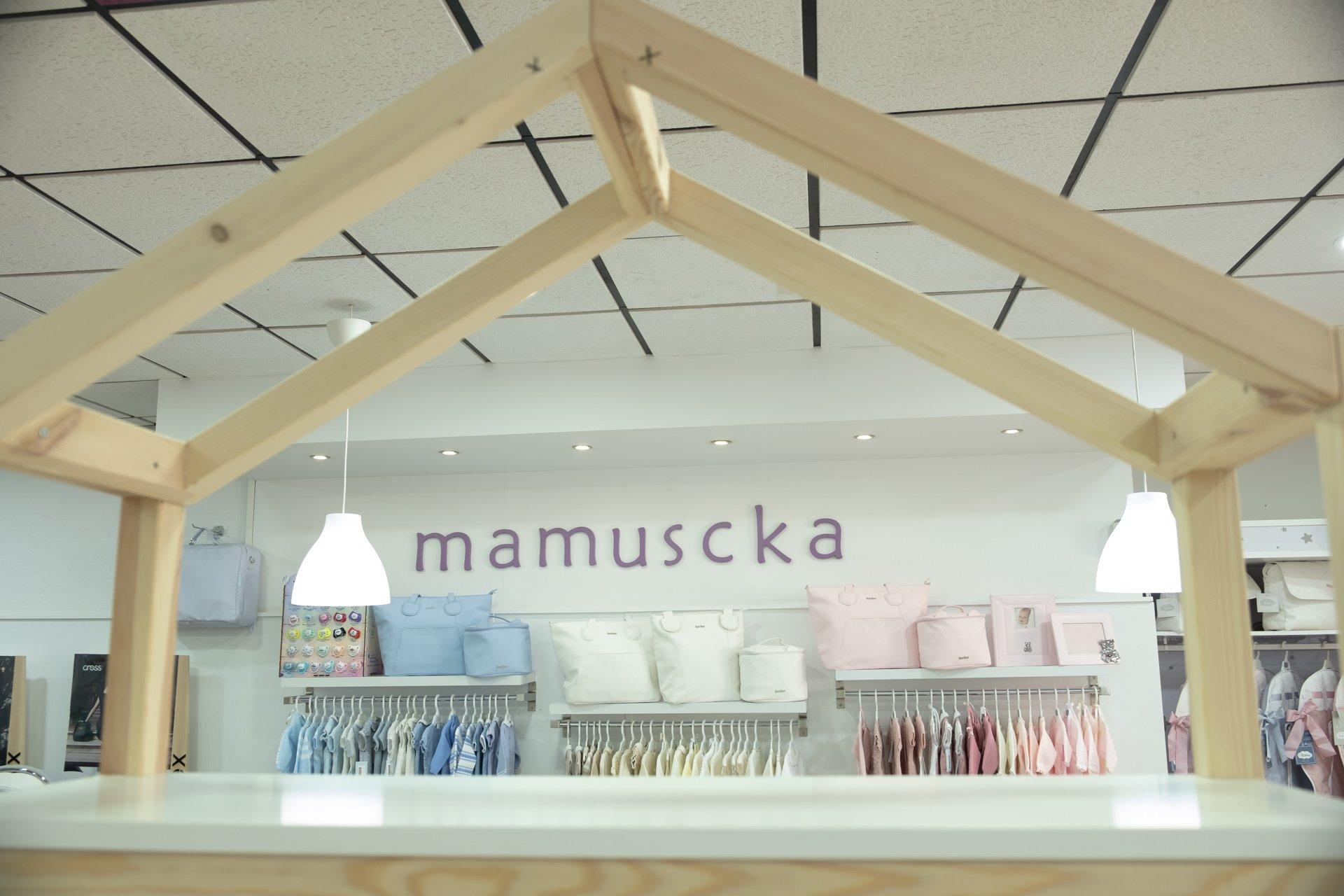 Mamuscka Priego - Todo lo que necesitas para tu bebé