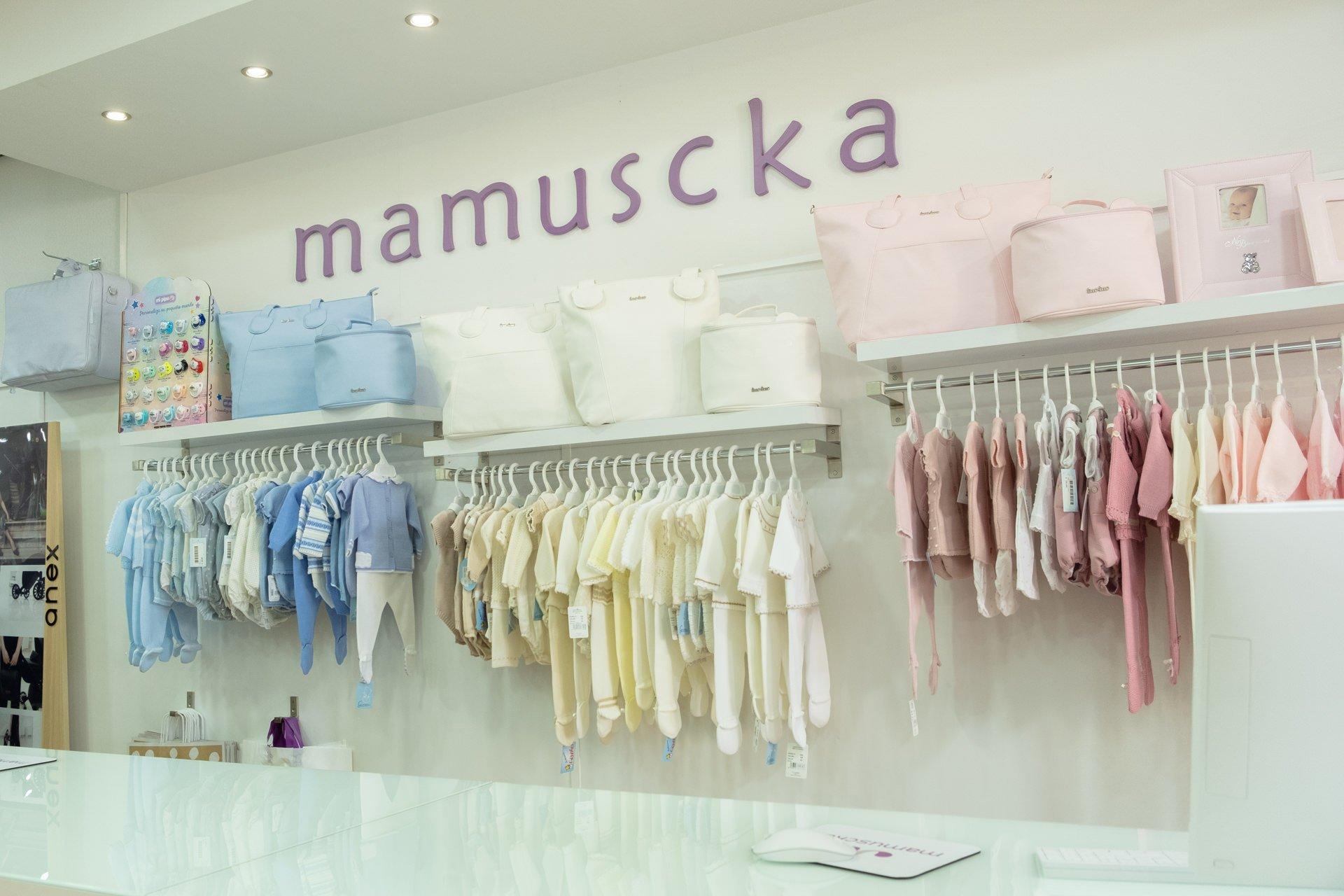 Mamuscka Priego - Ropa para niños y bebés